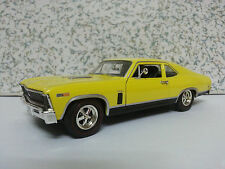 1969 CHEVROLET NOVA SS 1:32 DIECAST MODEL CAR BY SIGNATURE MODELS