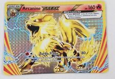 Arcanine BREAK XY180 HOLO FOIL Rare -Black Star Promo-NM Pokemon TCG Evolution
