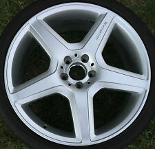 "20"" 2007-2013 MERCEDES AMG CL, S-Class Factory OEM Wheel Rim 85061 / 65477 FRONT"