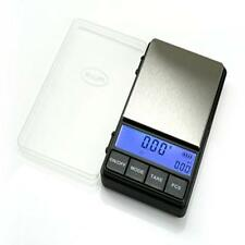 American Weigh Scales Acp-200 Digital Pocket Scale 200 By 0.01 G Weighs Up To