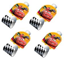 New Disney Cars Blowouts (8) Birthday Party Supplies Favors Noisemakers