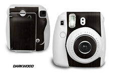 Custom Skin Sticker Wrap Decal For Fujifilm Instax Mini 8 Instant Camera DARKWD