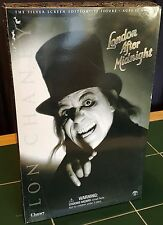 "Lon Chaney London After Midnight 12"" Figure Sideshow Silver Screen Edition 44042"