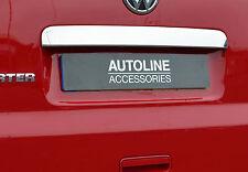 VW VOLKSWAGEN T5 CARAVELLE CHROME REAR DOOR HANDLE TAILGATE GRAB TRIM COVER