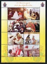 PERU 2006 Papst Johannes Paul II. in Peru Pope John Paul 2115-22 ** MNH