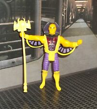 DC SUPER POWERS SERIES GOLDEN PHARAOH FIGURE KENNER COMPLETE W STAFF & FILE CARD