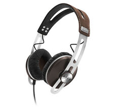 Sennheiser Momentum over Ear Closed Circumaural Headphones in Brown