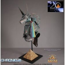 -= ] CHRONICLE COLLECTIBLES - Stargate Anubis Life Size Bust 1:1 [ =-