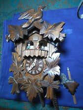 CUCKOO CLOCK MADE IN GERMANY'S BLACK FOREST