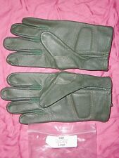 HWI TACTICAL ACU GLOVES LARGE NEW in Pkg KEVLAR LEATHER GENUINE USA COMBAT GLOVE