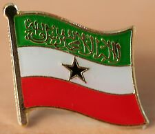 SOMALILAND African Country Flag Metal Lapel Pin Badge