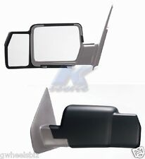 2004, 2005-2008 FORD F150 / LINCOLN MARK LT SNAP-ON TOW MIRROR EXTENSION (PAIR)
