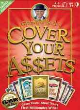 Grandpa Beck's COVER YOUR ASSETS Card Game *Brand New In Box*