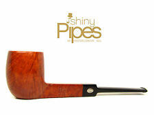 GBD VIRGIN 1960s HIGH END Top of the Line Estate Pipe Golden Inlay -y83