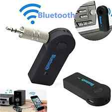 Wireless USB Bluetooth 3.5mm AUX Audio Stereo Music Home Car Receiver Adapter