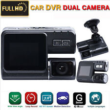 120° HD TFT coche DVR LED Salpicadero Cámara De Vídeo Cam Grabador Videocámara