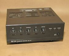 TOA Mixer Paging Amplifier BG-1120 120 Watt PA