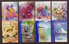 AUSTRALIA 2005 MARKING THE OCCASION SELF ADHESIVE SET OF 8 FINE USED