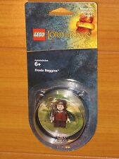 NiB Lego LORD OF THE RINGS Minifig Minifigure FRODO BAGGINS Magnet Figure Sealed