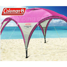 COLEMAN 3MTR EVENT PARTY SHADE (PINK) UV SHELTER GAZEBO