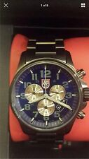 Men's Luminox 1843 Atacama Chronograph Watch Blue 1840 Series