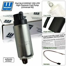 Genuine Walbro GSS341 255LPH In Tank Fuel Pump + Installation Kit FOR EVO 4-6