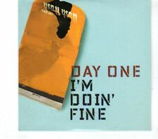 (GR801) Day One, I'm Doin' Fine - 1999 DJ CD