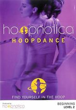 Hoopnotica ~ Hoop Dance Basics Beginning Level 2 ~ DVD ~ FREE Shipping USA