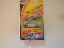 Matchbox Superfast #38 1957 Chevrolet Corvette 1 of 15,000