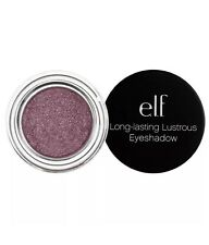 New ELF Long Lasting Lustrous Eyeshadow - Soiree - Shimmery Whipped Gel