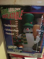 Gemmy Airblown Christmas Inflatable Snowman