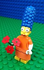 Lego 71009 The Simpsons Series 2 DATE NIGHT MARGE SIMPSON Minifig Minifigure