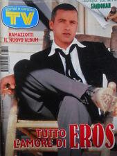TV Sorrisi e Canzoni n°19 1996 Jack Lemmon Simona Ventura Kabir Bedi [C70]