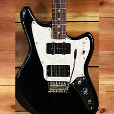 FENDER MARAUDER Offset Guitar Modern Player Black Triplebucker Clean 0843