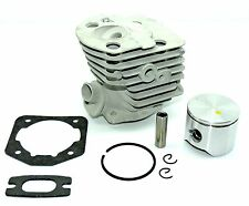 Cylindre & piston assembly (46mm) fits husqvarna 51 55 tronçonneuse neuf 503 60 91 71