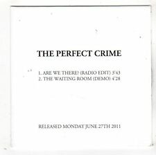 (FY497) The Perfect Crime, Are We There? / The Waiting Room - 2011 DJ CD