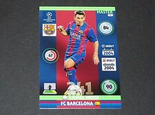 LIONEL MESSI BLAUGRANA BARCELONE UEFA PANINI FOOTBALL CHAMPIONS LEAGUE 2014 2015