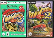Roller coaster Coaster youlin 2 + ADDON time twister expansion pack pc