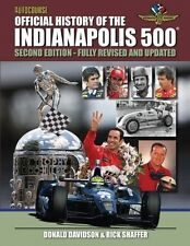 OFFICIAL HISTORY OF THE INDIANAPOLIS 500 (UPDATED 2ND EDITION)