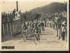 Tour de France 38 CASTELLANE Cyclisme Ciclismo Cycliste Vélo Photo CANNES DIGNE