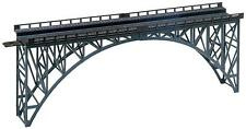 NEW ! HO Faller  Single Track Deck Arch Bridge Building Kit # 120541