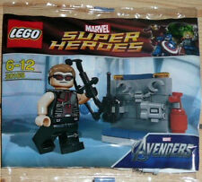 NEW LEGO HAWKEYE with Equipment Polybag Set 30165 sealed minifig avengers toy