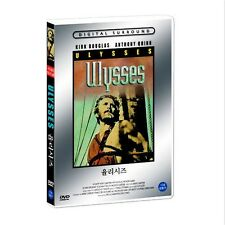 ULYSSES (1954) DVD - Kirk Douglas, Anthony Quinn (New & Sealed)