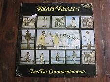 Skah-Shah #1  - Les Dix Commandements  LP Marc's Records Stereo 201