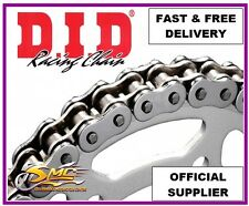 DERBI MULHACEN 125 SPOKE WHEEL 07+ DID OE Chain & Sprocket Kit *FREE CHAIN LUBE*