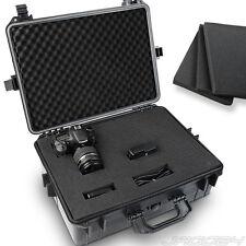 Fotokoffer Kamerakoffer Universalkoffer 35L Pistolenkoffer Schaumstoff Transport