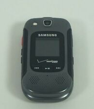 VERY GOOD Used Gray Samsung Convoy 3 SCH-U680 Verizon Cell Phone Clean ESN