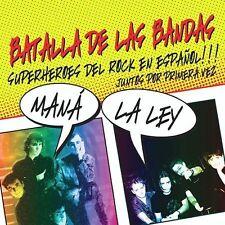 La Ley Batalla De Las Bandas CD