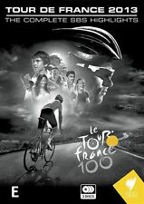 Tour De France 2013 - The Complete Highlights (DVD, 2013, 3-Disc Set)Region Free