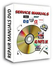 LAPTOP REPAIR BUSINESS SERVICE MANUALS DVD IBM COMPAQ DELL ACER SONY FAULTY